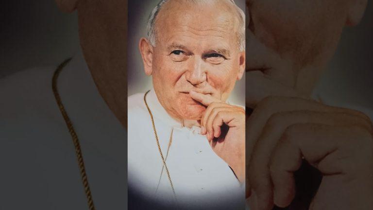 100 rocznica urodzin Św. Jana Pawła II.